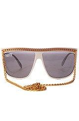 The Jam Sunglasses in White
