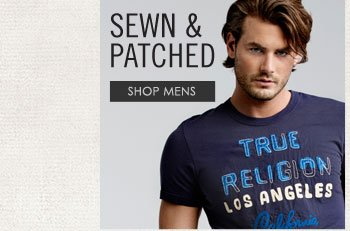 Sewn & Patched - Shop Mens