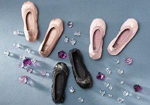 Fashionable Flats: Ballet Slippers and Sandals