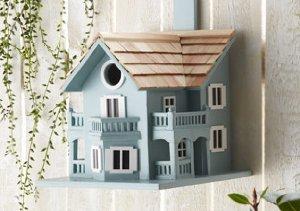 Flight of Fancy: Birdhouses