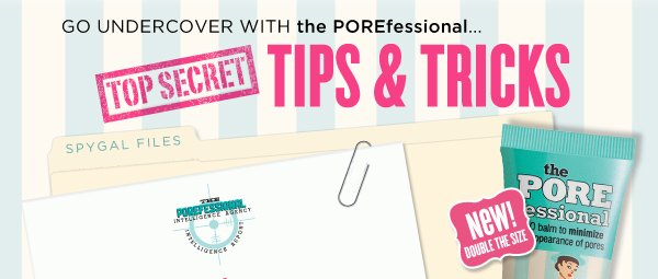 Top secret tips from a pro?