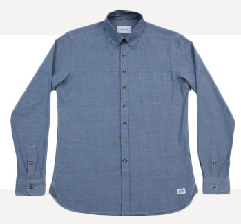 Murray Chambray Shirt