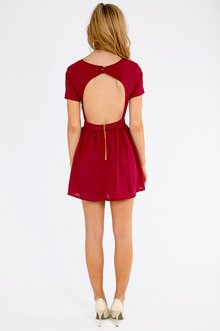 See You Later Skater Dress $26