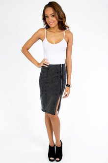 Side Swipe Skirt $32