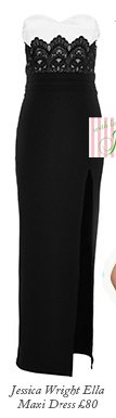 Jessica Wright Ella Maxi Dress