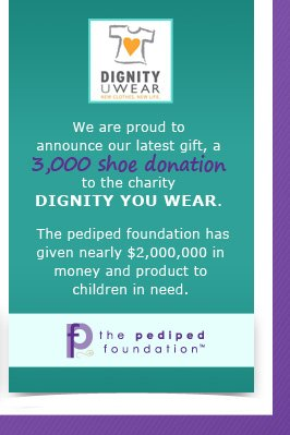 pediped foundation
