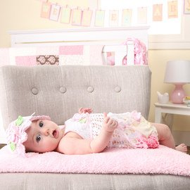 Welcome Baby Girl Collection