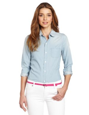 Isaac Mizrahi <br> Courtney Shirt