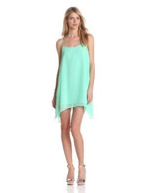 BCBGeneration <br> Low Back Pleat Dress