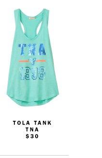Tola Tank
