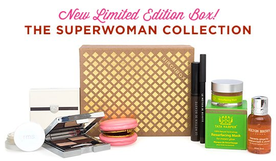 New Limited Edition Box: The Superwoman Collection