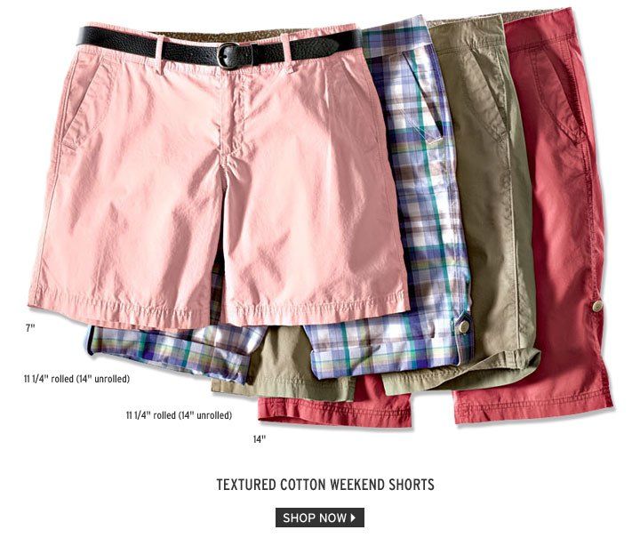 Shop Weekend Shorts