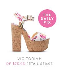 The Daily Fix: Vic Toria
