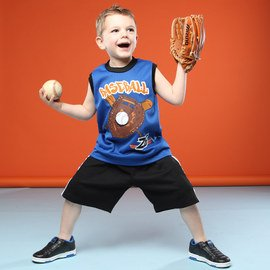 Batter Up: Kids' Apparel