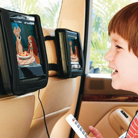 Family on the Go: Travel Electronics