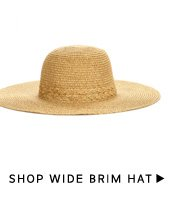 Shop Wide Brim Hat