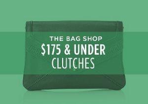 $175 & UNDER: CLUTCHES