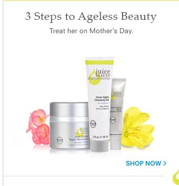 3 Steps to Ageless Beauty