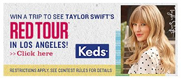 See Taylor Swift's Red Tour in LA!