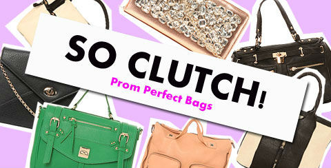 Prom Perfect Bags!