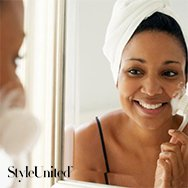 Exfoliate to younger looking skin. Check out our new home by visiting us on P&G everyday