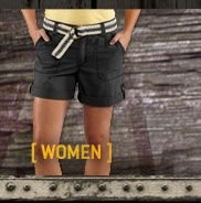 See All Women's Shorts