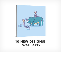 10 New Designs - Wall Art