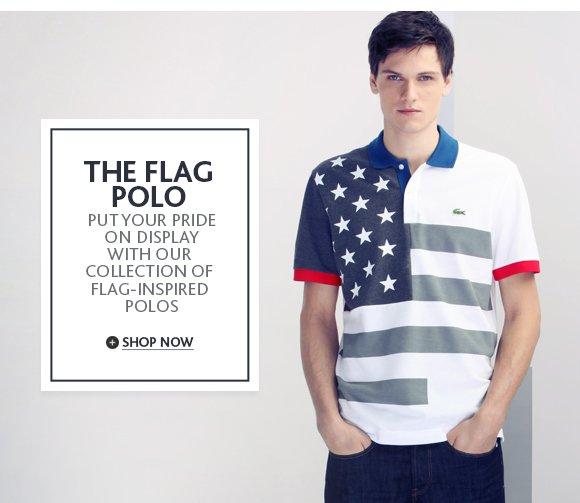 FLAG POLO