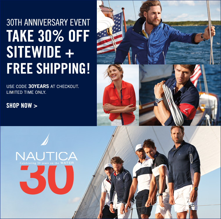 30th Anniversary Event! Take 30% off Sitewide + Free Shipping.