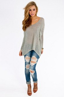 Rocket Pocket Sweater $29