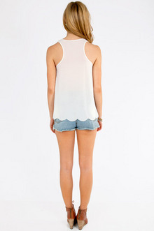 Bead Mine Tank Top $26