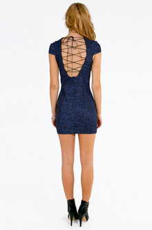 Kali Tie Back Dress $33