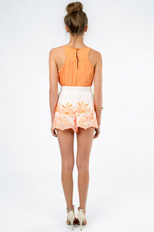 Floral Paige Shorts $30