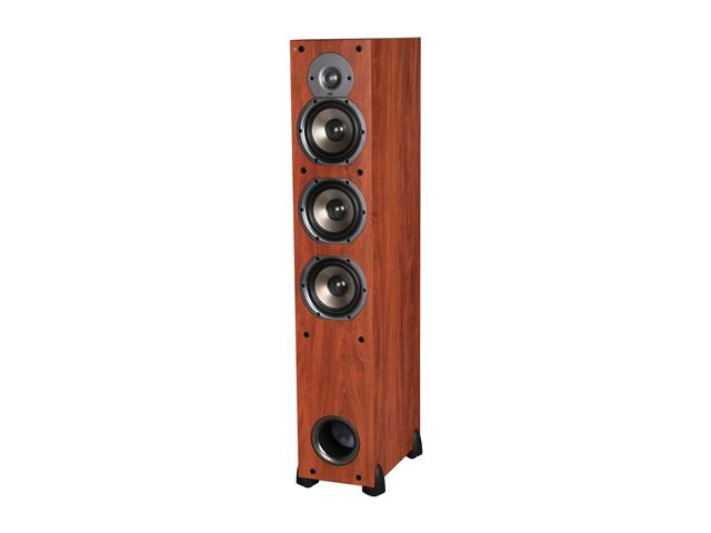 Polk Audio New Monitor 65T Three-Way Ported Floorstanding Loudspeaker (Cherry) Each