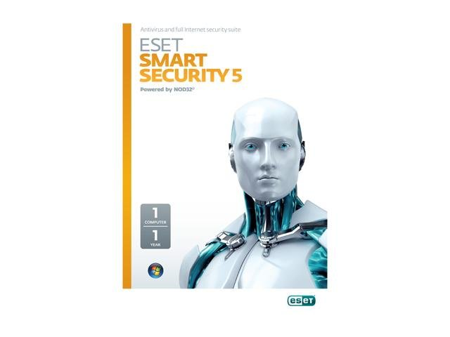 ESET Smart Security 5 - 1 PCs