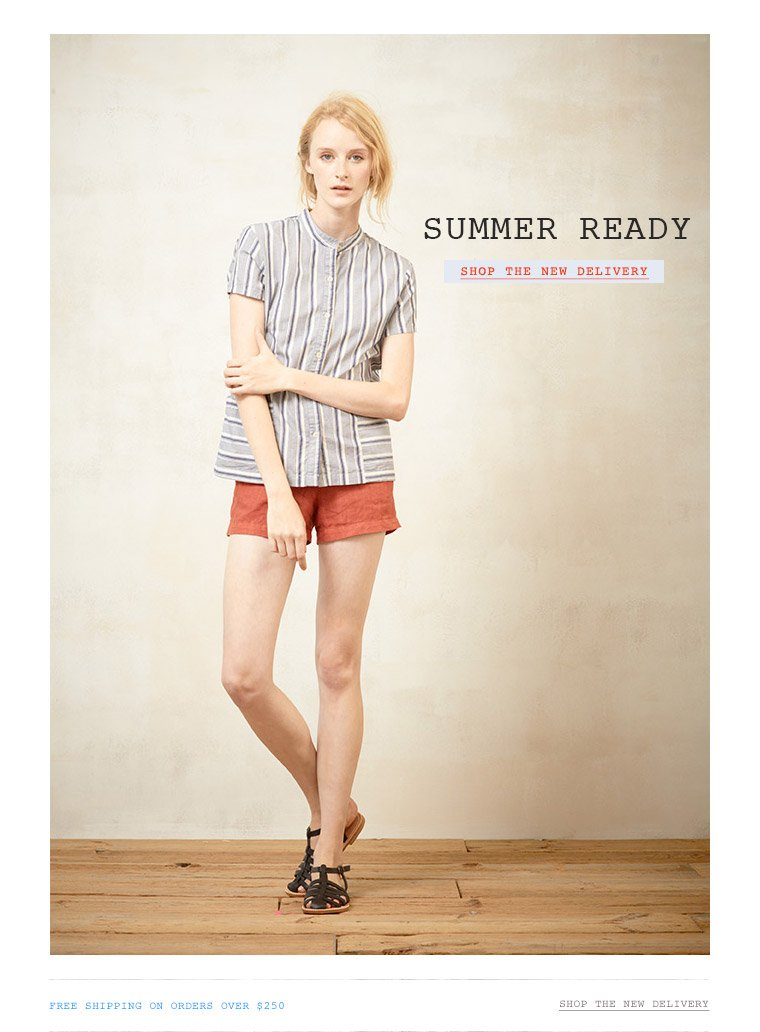 Womens Summer New Delivery