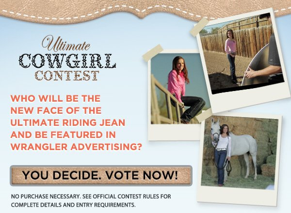 Ultimate Cowgirl Contest width=