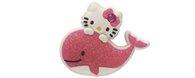 Kitty Glitter whale