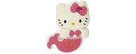 Kitty Glitter mermaid