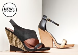 New + Notable: 7 for All Mankind Shoes