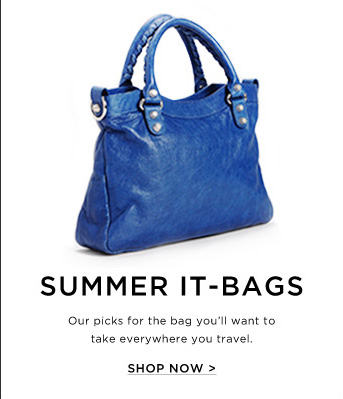 Summer It-Bags