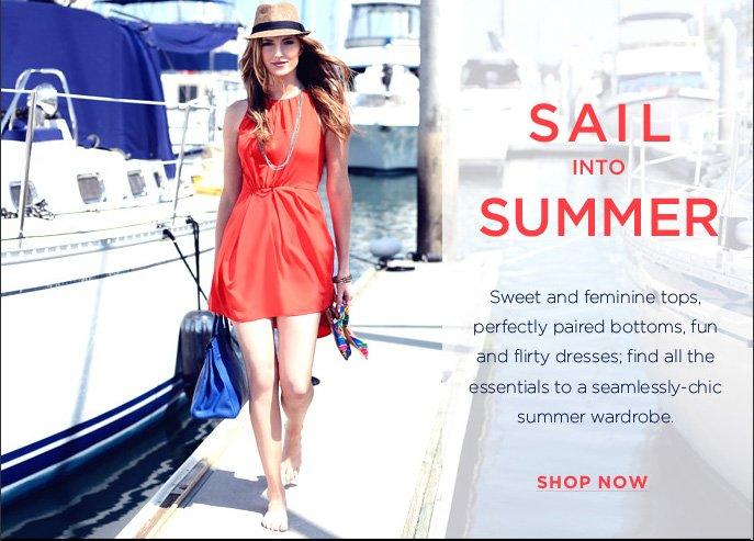 Sail Into Summer