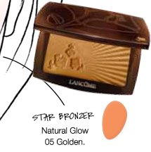 STAR BRONZER | Natural Glow 05 Golden.