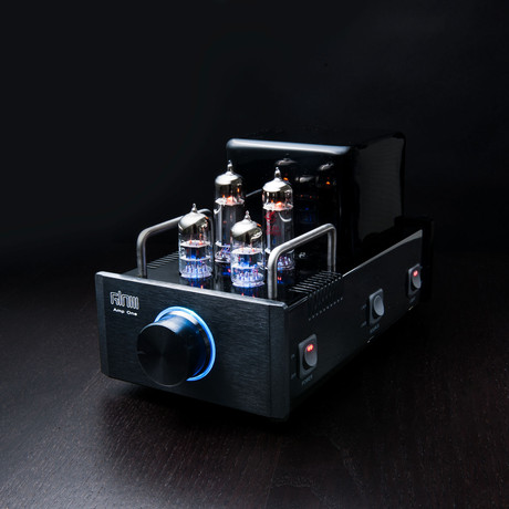 Glow Audio Amp One // Black