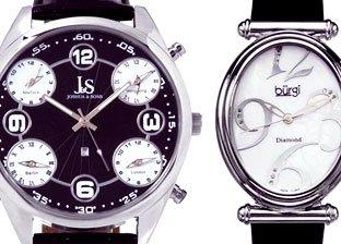 Joshua & Sons, Grand Master, Burgi Watches