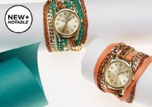 New + Notable: Sara Designs Watches