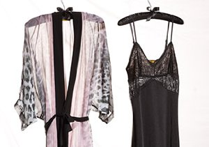 Casual Chic: Chemises, Camis & Loungewear