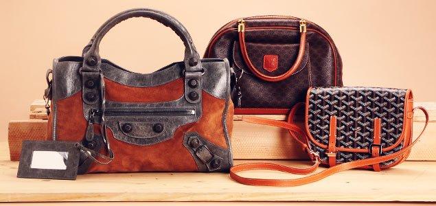 Balenciaga, Celine, Longchamp, Goyard and More Handbags