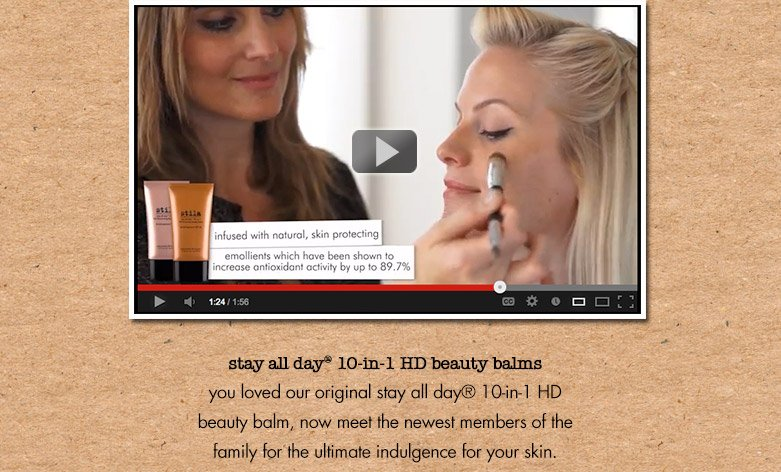 beauty balm video
