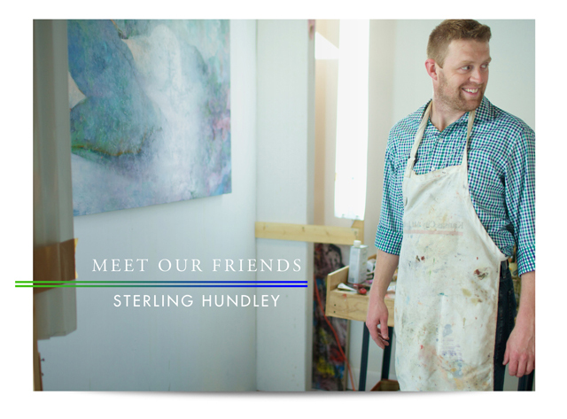 Meet Our Friends: Sterling Hundley